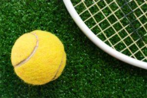 Illustrasjon Tennis