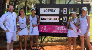Fed Cup Norge