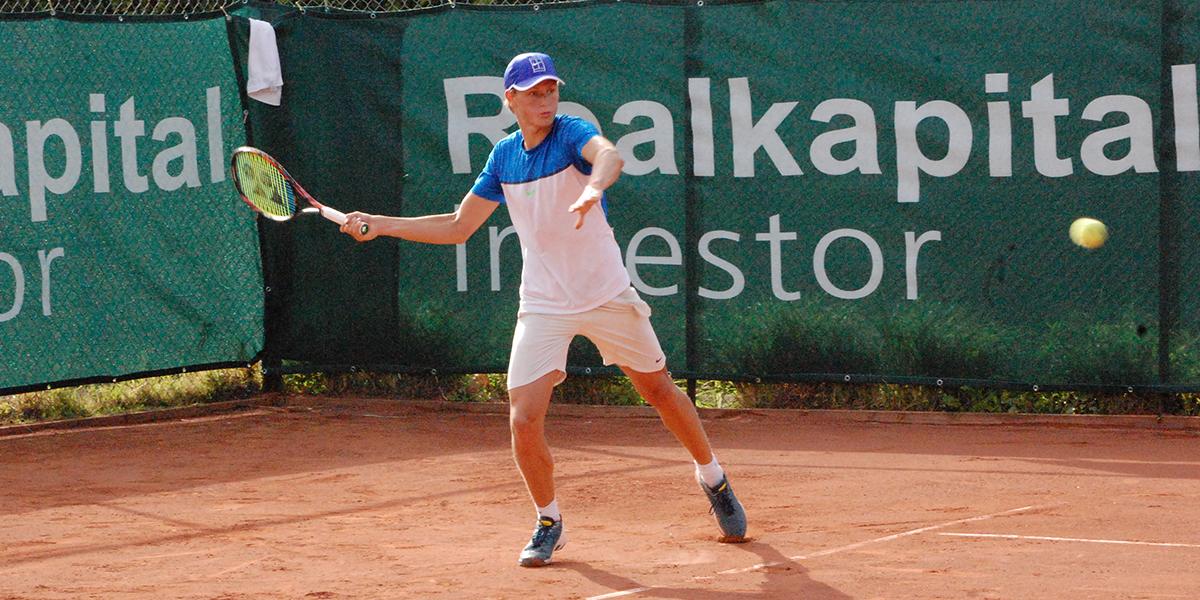 Simen Sunde Bratholm. Tennis-Norge.