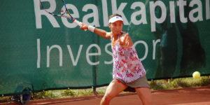 Melanie Stokke tennis
