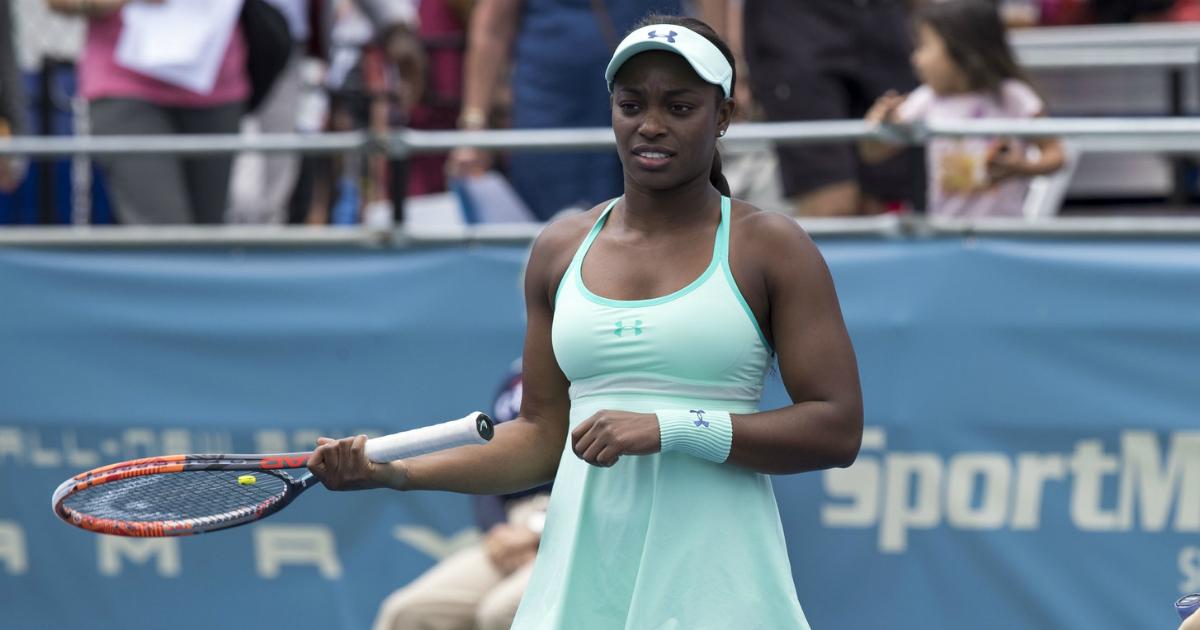 Stephens tennis