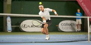 Casper Ruud. Tennis-Norge.
