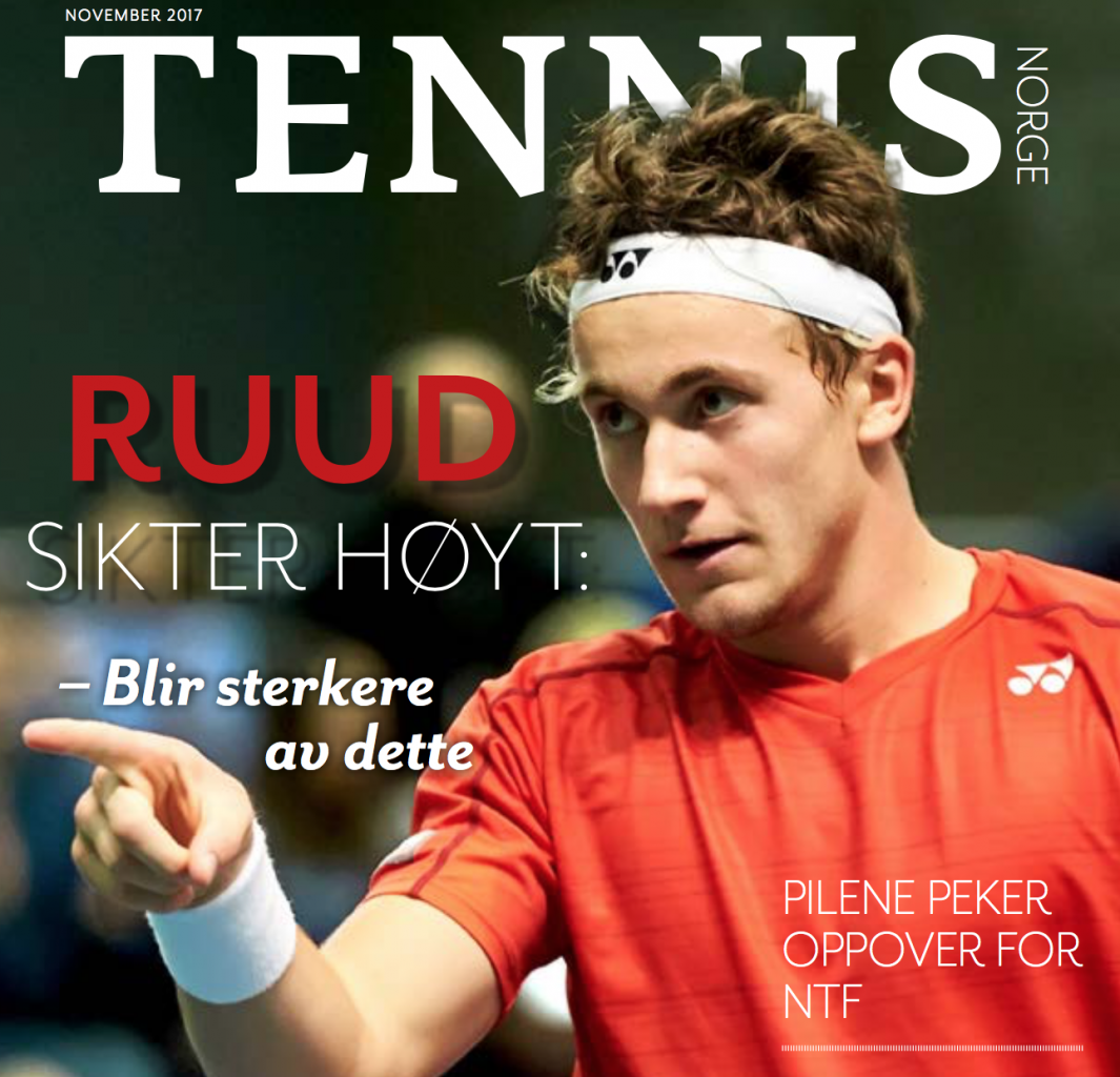 Magasin Tennis-Norge