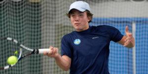 Lukas Hellum Lilleengen. Tennis-Norge