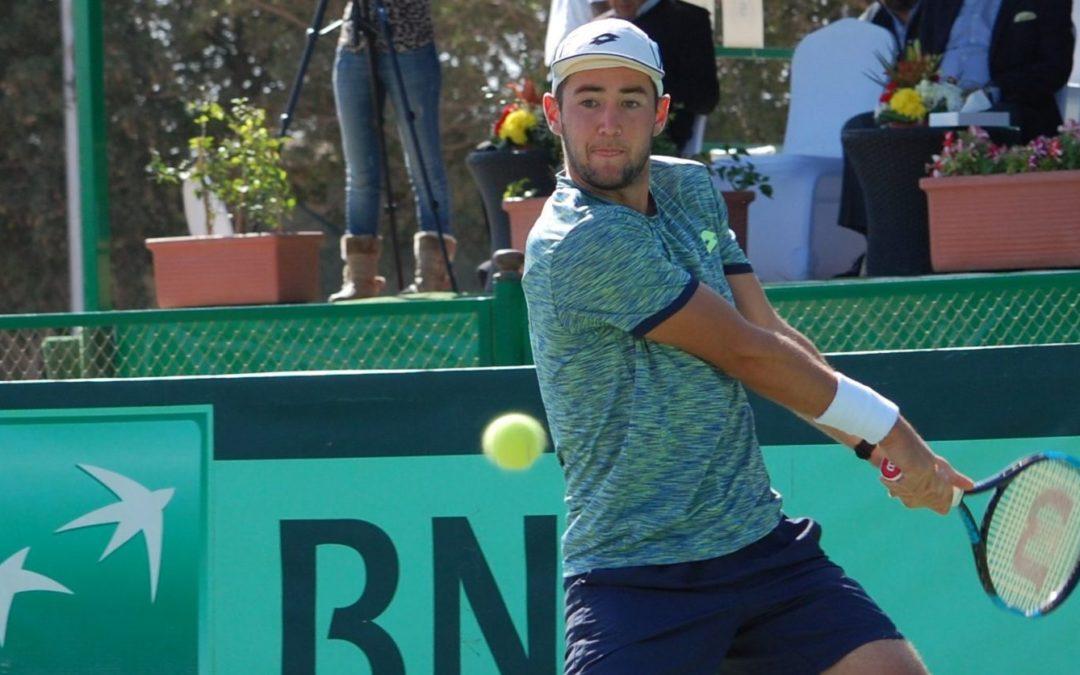 Seedet Durasovic røk ut i Challenger-turnering