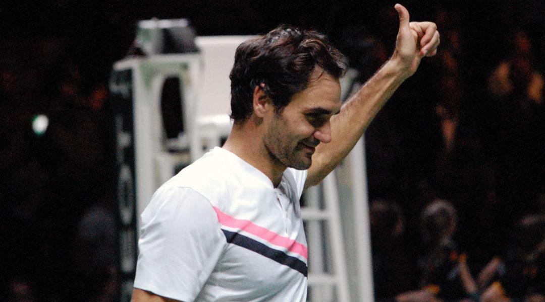 Roger Federer overbeviste igjen i US Open