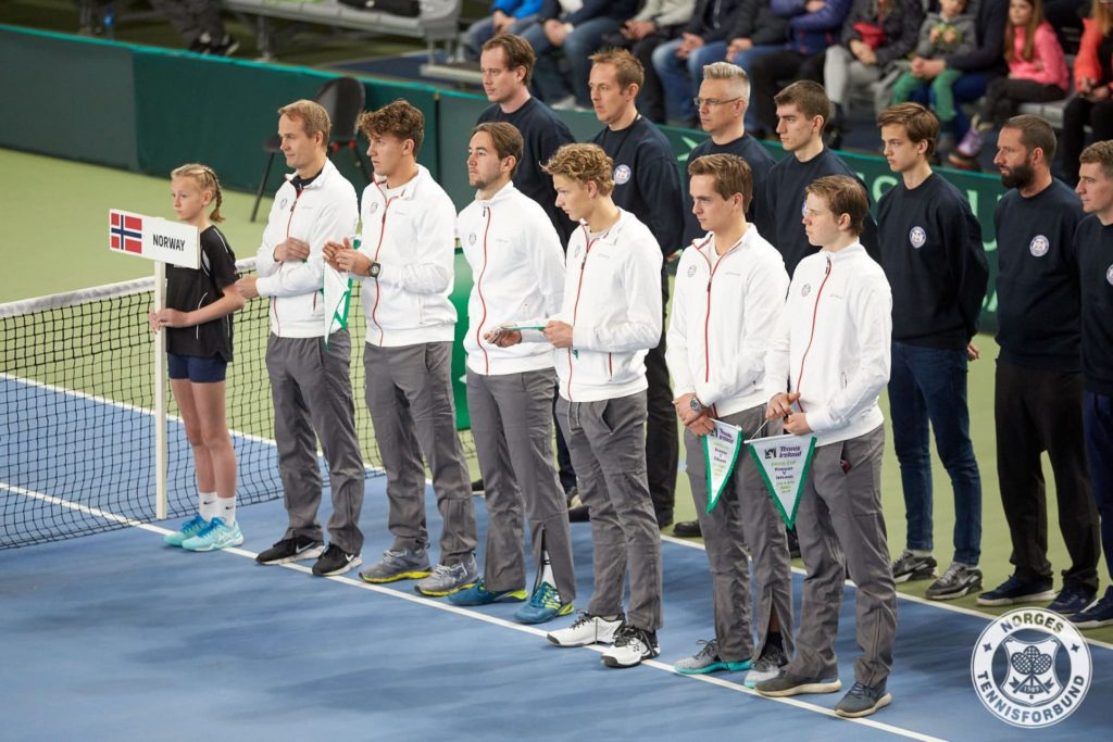 Davis Cup Norge