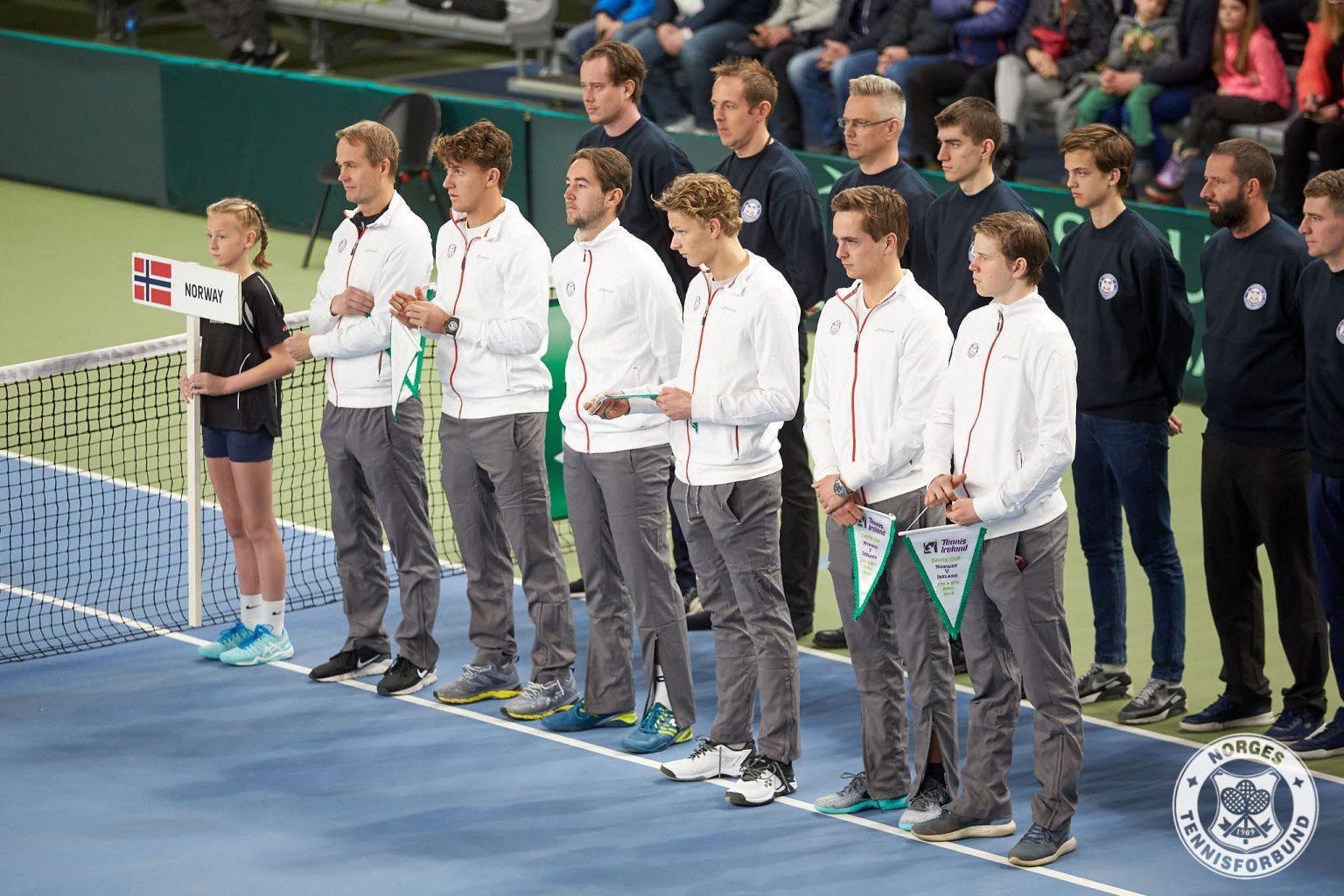 Davis Cup Norge
