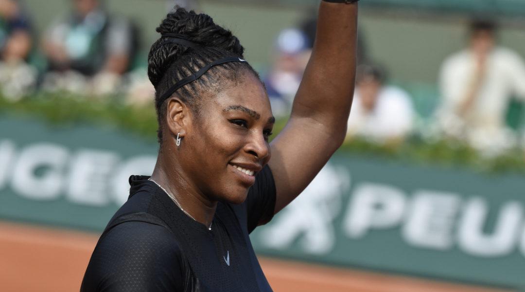 Williams en seier unna sin 24. Grand Slam-titler