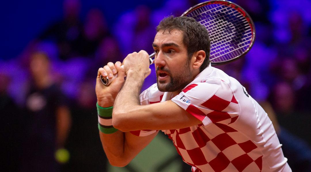 Cilic sikret Kroatia-seier i Davis Cup