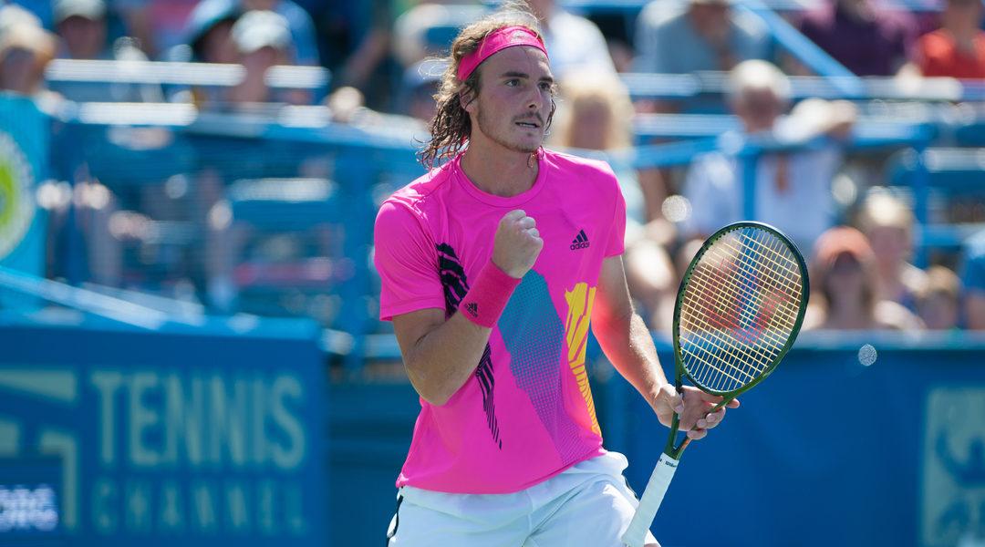 Tsitsipas optimistisk før møtet med Nadal