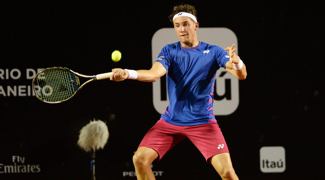 Casper Ruud fikk klarsignal til Roland Garros