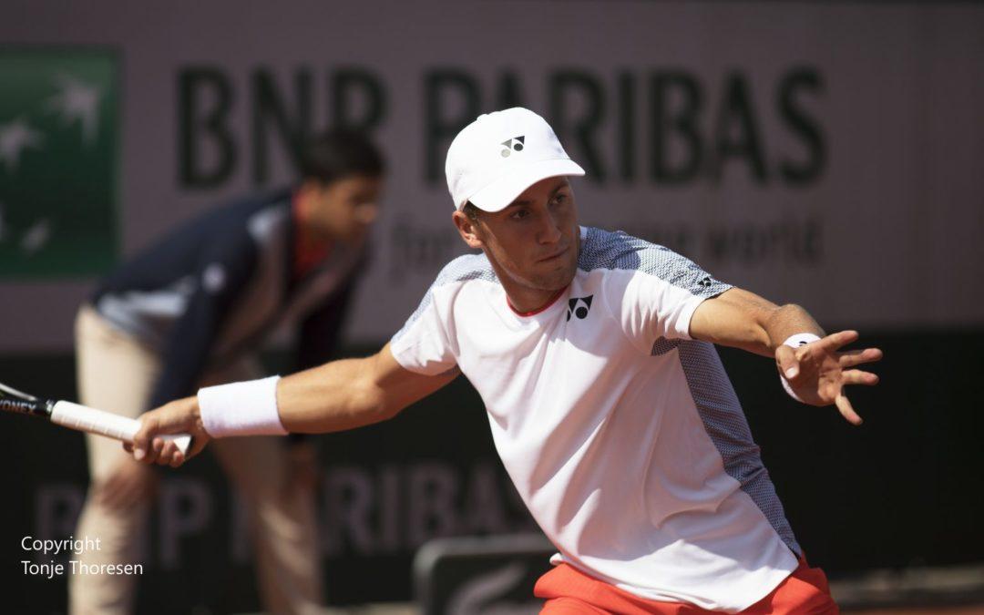 Casper Ruud vant i Roland Garros – én seier unna mulig Federer-møte
