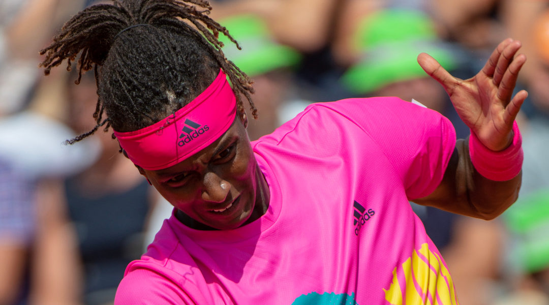 Svensk 20-åring til andre runde i Roland Garros for første gang