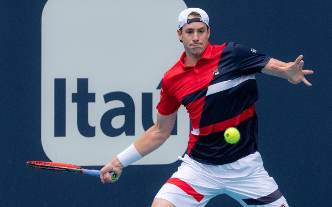 Ruud møter John Isner i Wimbledon