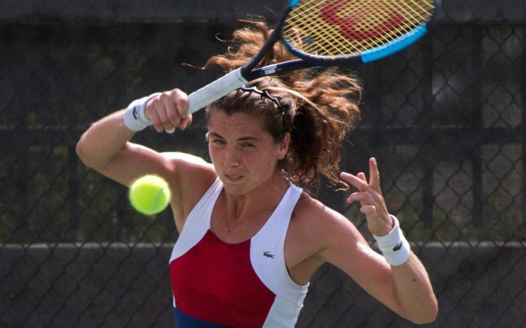 Ulrikke Eikeri tapte i US Open-comebacket