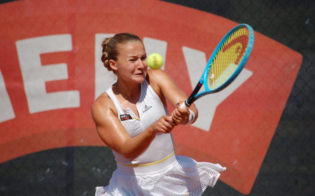 Malene Helgø vant i Tyskland – møter topp 100-spiller