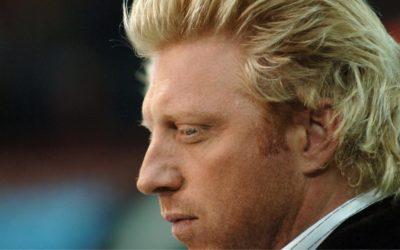Fra Centre Court til bøttekottet – Boris Beckers siste døgn som tennisspiller
