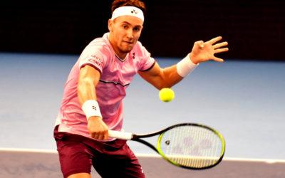 'Casper Ruud mot Norge' flyttes fra Frognerparken til Oslo Tennisarena