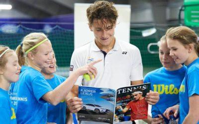 Tennis Norge har fått ny drakt