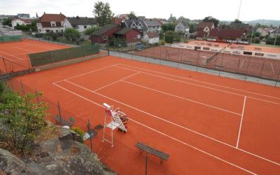 Gode tider i Sarpsborg Tennisklubb