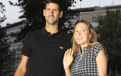 Djokovic og kona er begge korona-smittet