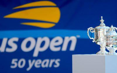 US Open spilles uten publikum