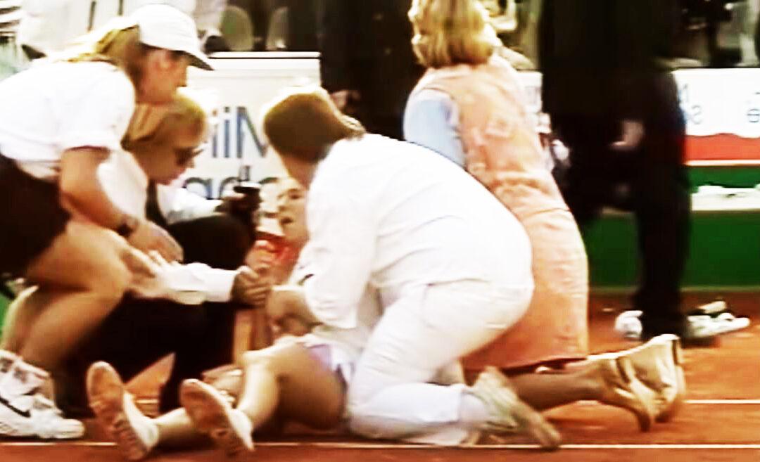 Hendelsen som rystet tennisverdenen