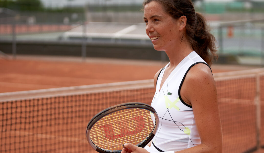 Ulrikke Eikeri er med fra start når WTA returnerer