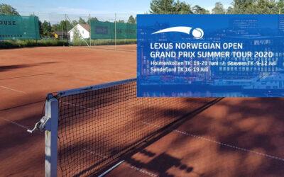Sterk deltakelse i Larvik og Stavern Grand Prix
