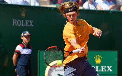 Rublev vant Dominic Thiem sin private turnering i alpene