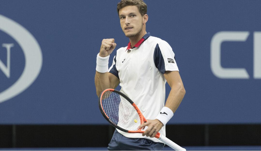 Busta til semifinalen i US Open