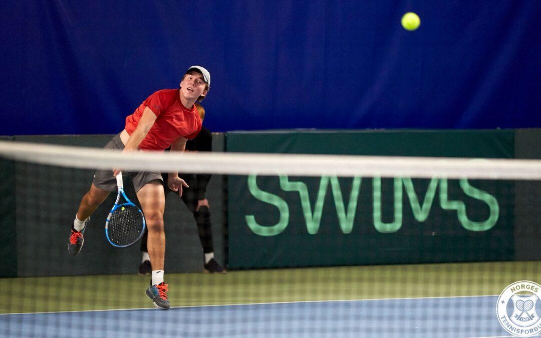 Norske spillere på ITF touren uke 39