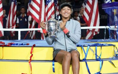 Naomi Osaka vant US Open