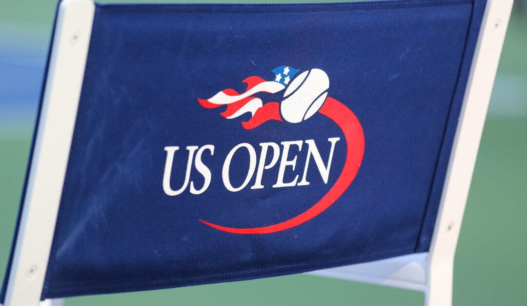 US Open Dag 1: Spillet er igang