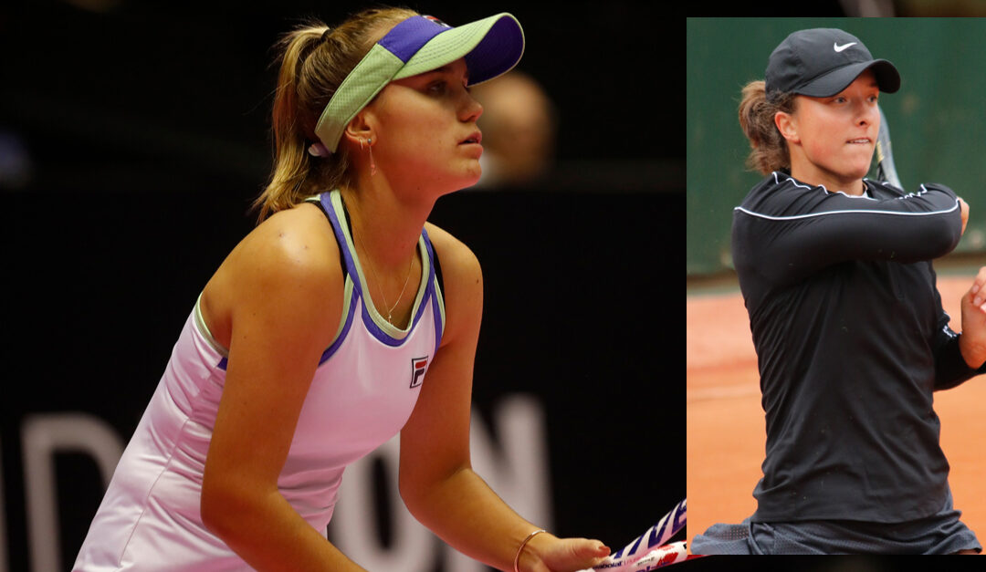 French Open: Klart for amerikansk-polsk finale