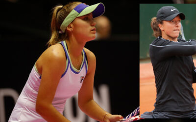 French Open: Klart for amerikansk-polsk finale