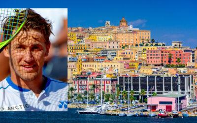 Ankommer Sardinia som ATP Grusmester 2020