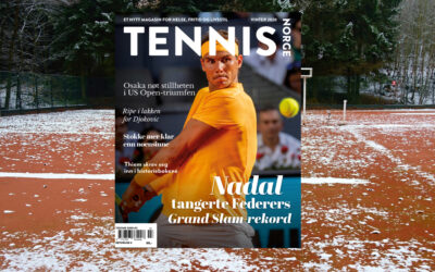 Nytt Tennis Norge Magasin ute