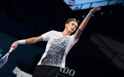 Daniil Medvedev vant ATP Finals
