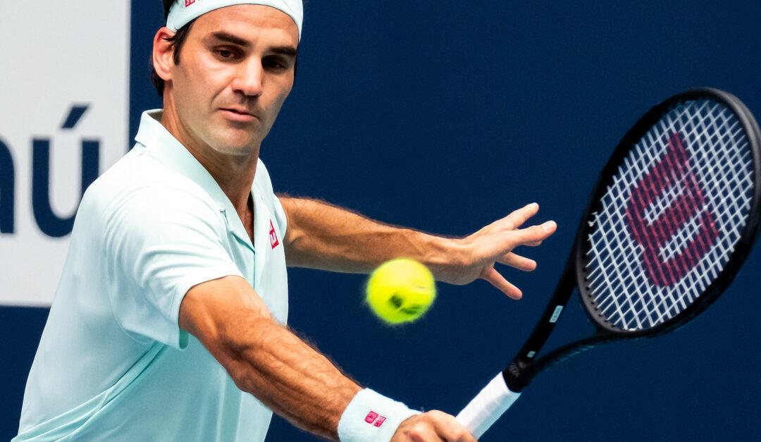 Roger Federers rekorder under press