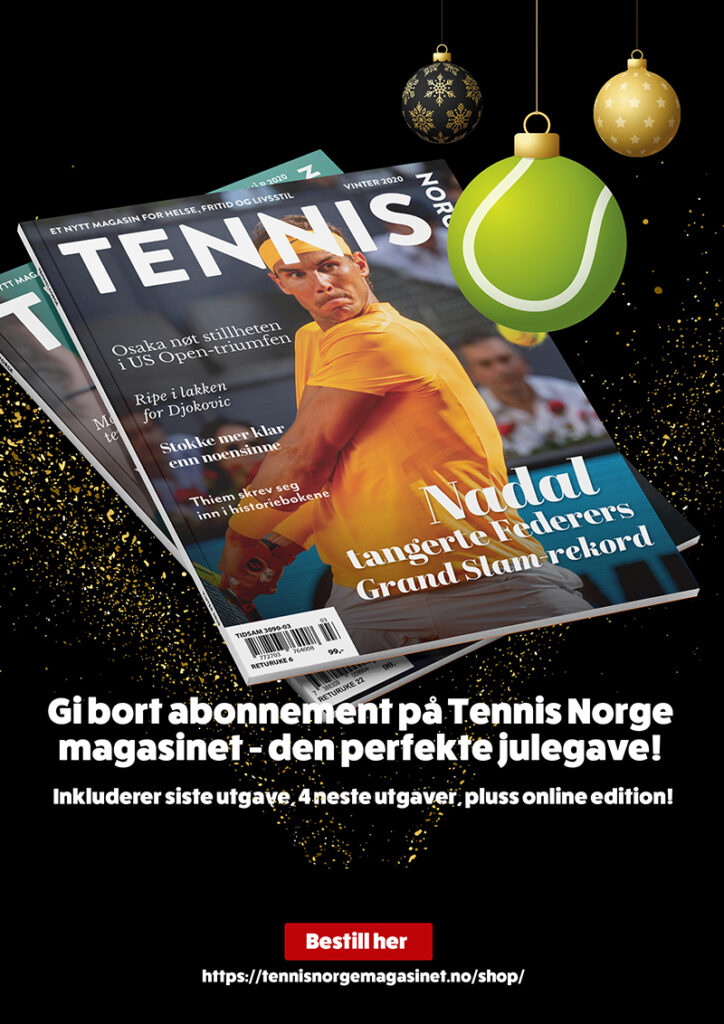 For den tennisinterrerte