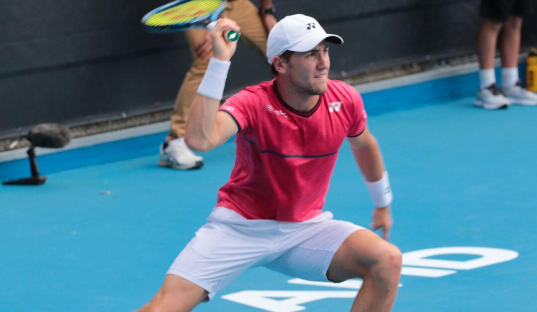 Ruud-seier i Australian Open