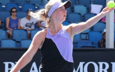 Dansk tenåring vant sin første WTA tittel