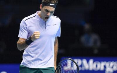 Roger Federer er tilbake