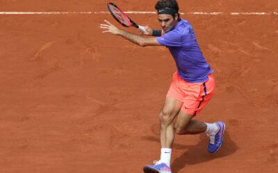Ny uke med Roger Federer…