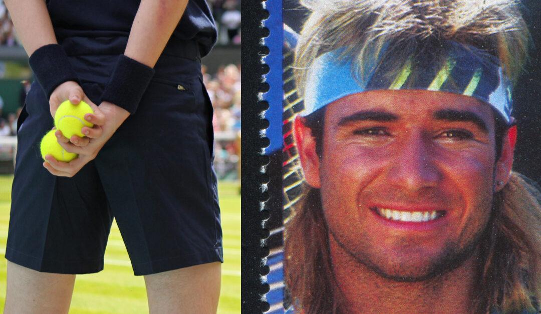 Da Andre Agassi nektet å spille Wimbledon