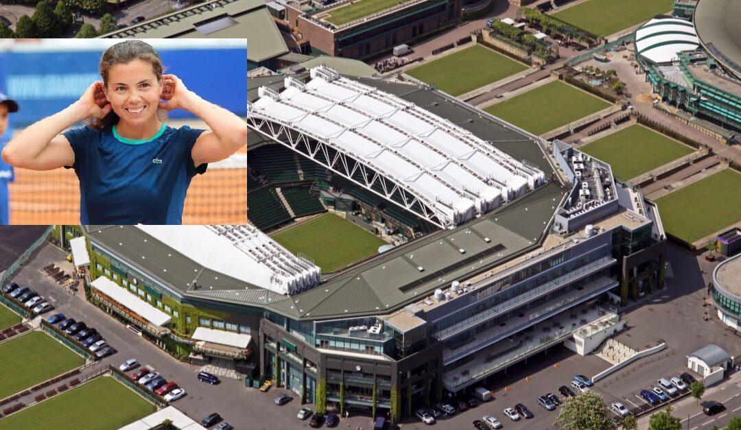 Håper på Wimbledon spill