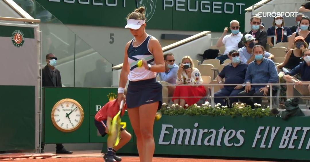 Tsjekkisk 'ukjent' kvinne vant Roland Garros