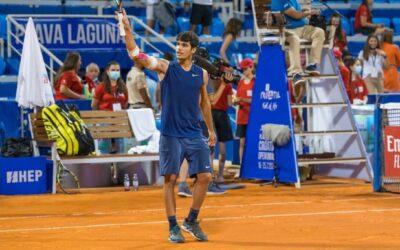 'Mini-Rafa' vant første ATP tittel